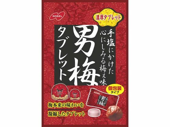 ノーベル/男梅 タブレット 55g