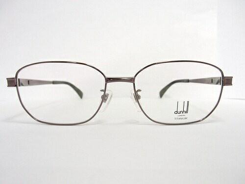 dunhill(ダンヒル) メガネ 990 col.DB 56mm MADE IN JAPAN  日本製 メンズ ビジネス