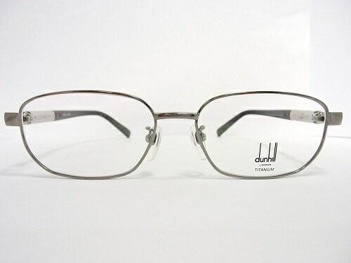 dunhill(ダンヒル) メガネ 1011 col.LG 55mm MADE IN JAPAN  日本製 メンズ ビジネス