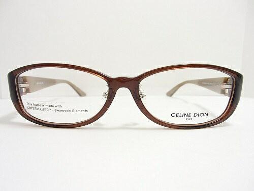 CELINE DION(セリーヌ ディオン) メガネ CD7211Z col.02 53mm