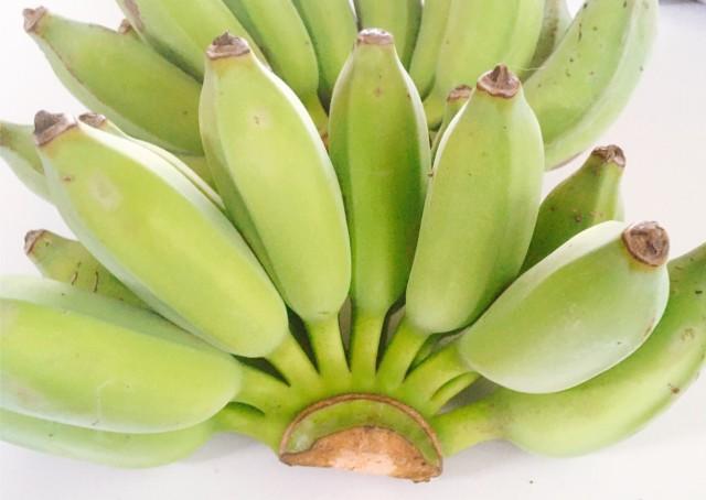 人気の国産バナナ!リンゴの様なお味?!まったり濃厚!甘く美味しい沖縄産アップルバナナ無農薬 ハワイでセレブのお気に入り!