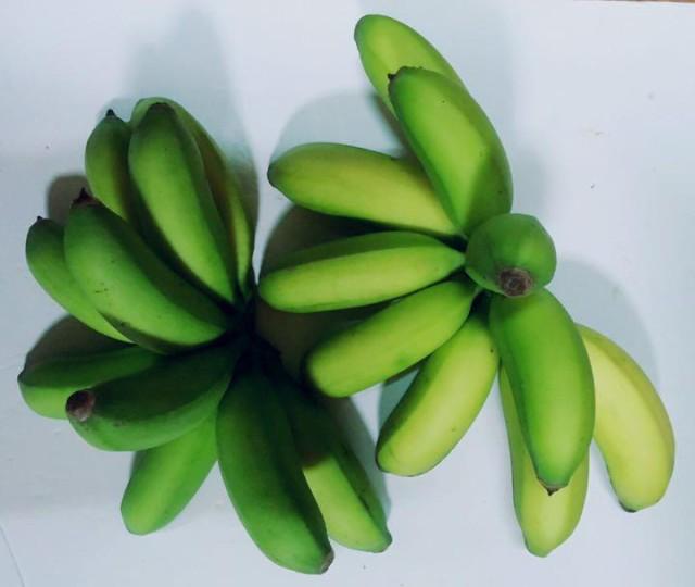 旬です!まったり濃厚!美味しい!沖縄産 島バナナ2?!