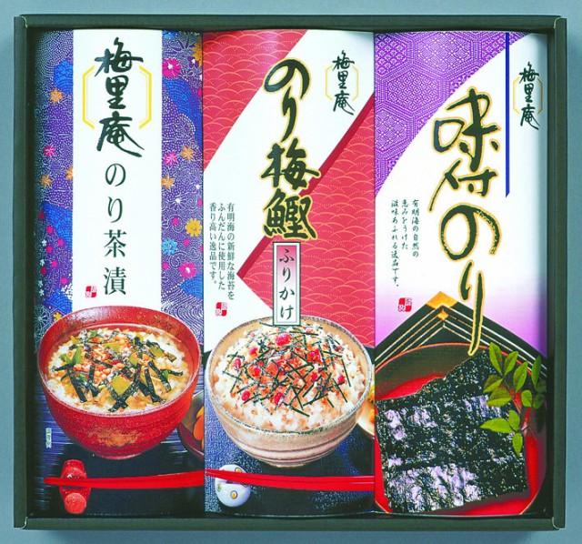 茶漬・ふりかけ・味付けのり詰合せ お茶漬け ふりかけ 味付海苔 味海苔 味海苔 詰め合わせ ギフト