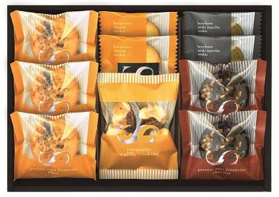 ごろっとナッツ フィナンシェ & クッキー 焼き菓子 ギフトセット ギフトお菓子 セット お菓子 詰め合わせ プチギフト カタログギフト