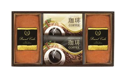 金澤パウンドケーキ 珈琲詰合せ パウンドケーキ コーヒー ギフト