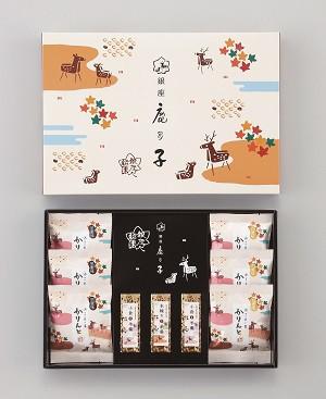 和菓子詰合せ 銀座鹿乃子 和菓子 かりんとう 羊羹 詰め合わせ ギフト