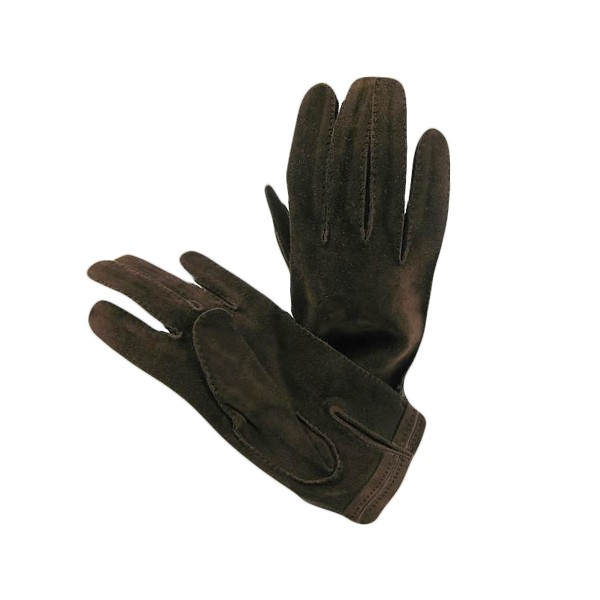 a484ae4bc4eb エルメス(Hermes). スエード エルメス ブラウン 手袋 HERMES