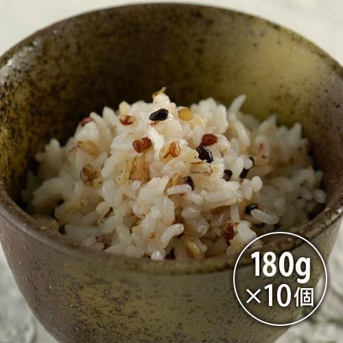 たかの 十七穀ごはん180g×10 レトルトごはん レトルト食品 米 雑穀米