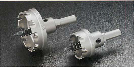 ユニカ 超硬ホルソー メタコア (MCSタイプ) 回転専用 口径45mm MCS-45【代引不可】