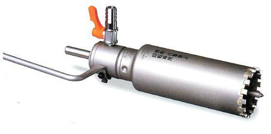 ミヤナガ 湿式ウェットモンドコアドリル セット PCWD55