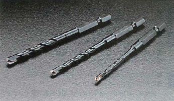 【ハウスビーエム】ハウスBM 六角軸ビットJ型 PJタイプ (3本セット) PJ-3.4〜4.3