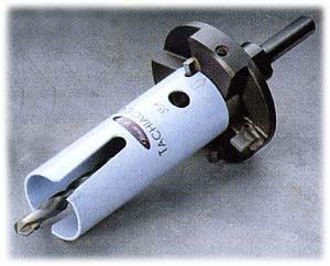 【ハウスビーエム】ハウスBM オールインワンホルソー 立ち上げオー 35mm TAO-3560