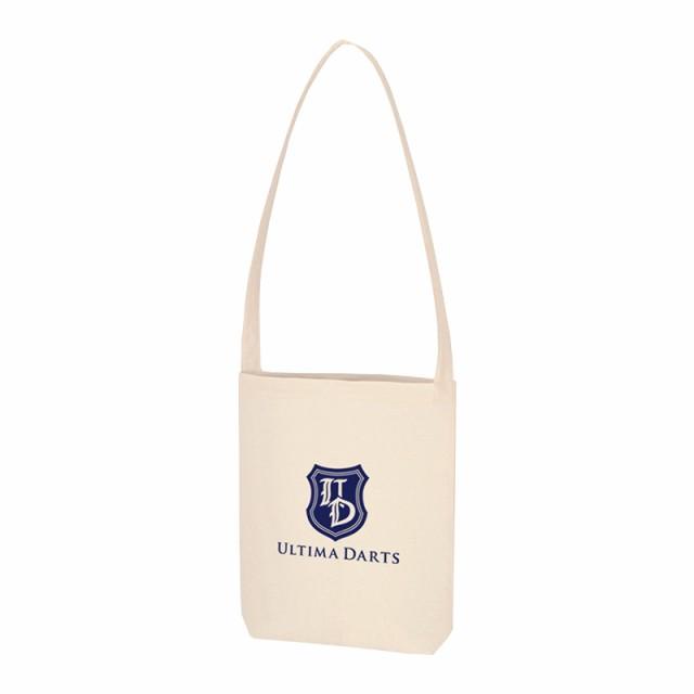 ULTIMA DARTS 【アルティマダーツ】 コットンショルダーバッグ (Cotton Shoulder Bag) | オリジナルバッグ
