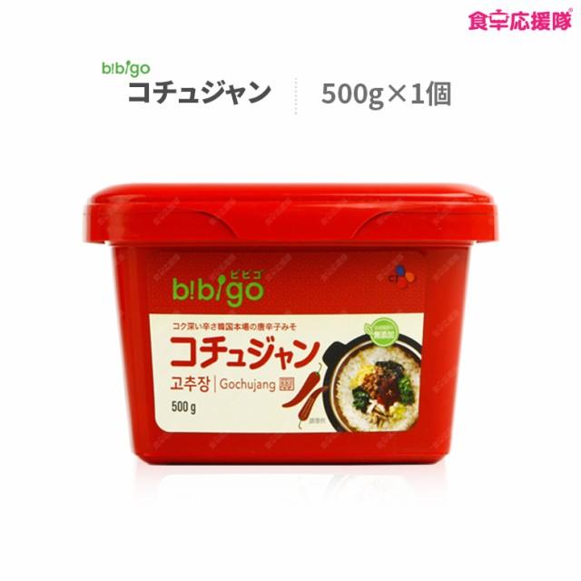 CJ bibigo コチュジャン 500g 韓国調味料 韓国食品