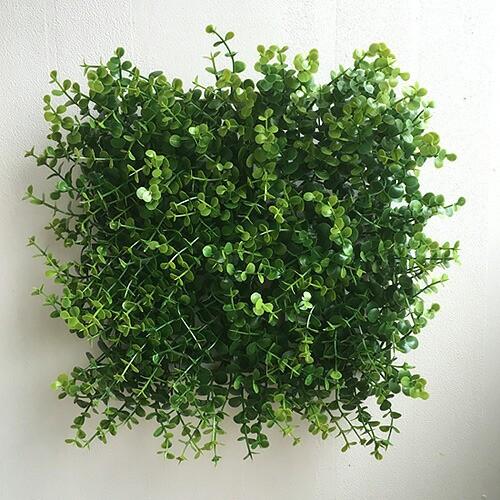 ユーカリマット 5361 グリーンウォール フェイクグリーン 壁掛け 壁 造花 インテリア インテリア ナチュラル シンプル