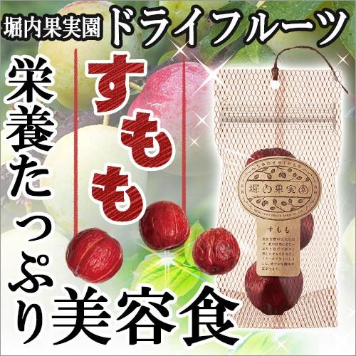 堀内果実園 ドライフルーツ すもも / 美容食 ダイエットサポート食品 / T001