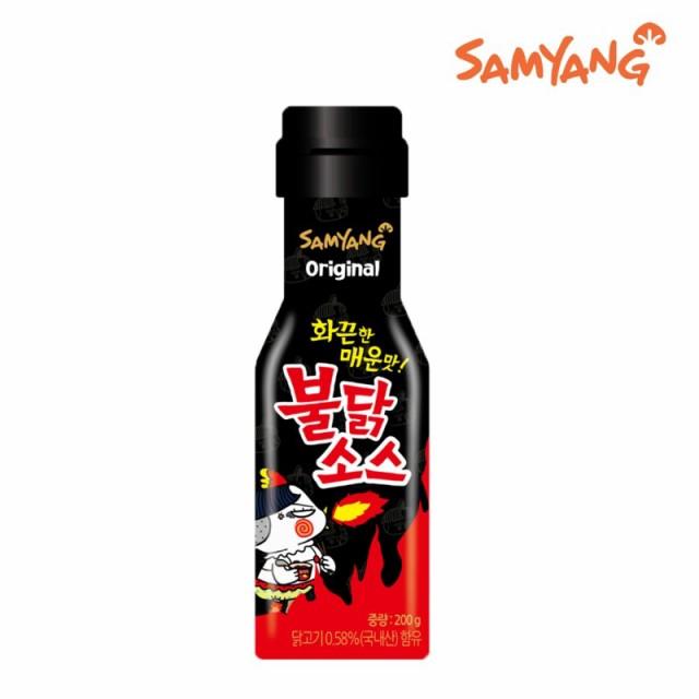 【三養】火鶏(ブルダック)ソース