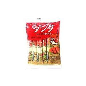 ダシダスティック(8g×12本) 牛ダシダゴールド(スティック)牛肉 ダシダ 韓国調味料