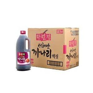 韓国食品 / キムチ材料 / ハソンジョンカナリエキス 2.5kg