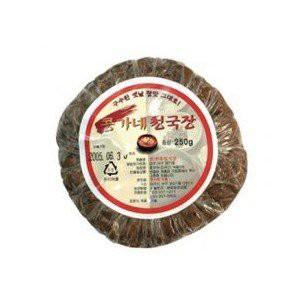 チョングッジャン180g韓国納豆(チゲ専用味噌)/韓国調味料/韓国味噌
