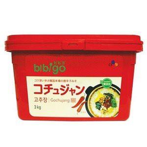 bibigo 唐辛子味噌 3KG / 韓国調味料 / 韓国コチュジャン