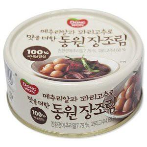 ジャンジョリム135g 東遠 豚肉煮込み(ジャンジョリム)缶詰 (135g)