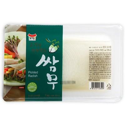 【イルガ】 サム大根 (1kg)