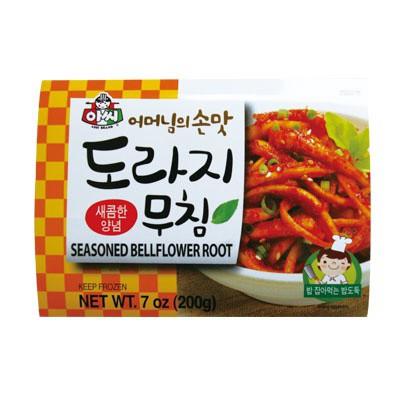 ■韓国食品■『アッシ』トラジ(キキョウ)キムチ(200g)■