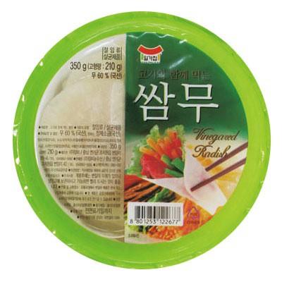 『イルガ』サムム|大根甘酢漬け(350g)