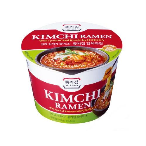 【宗家】 キムチ カップラーメン (140g)