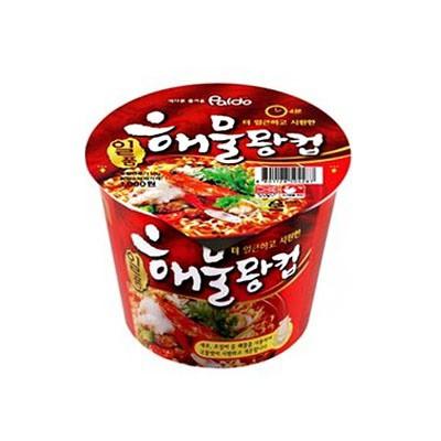 『Paldo|パルド』海鮮王カップ|カップ麺(110g)