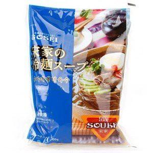 宋家 冷麺スープ / 韓国の伝統冷麺用スープ / 韓国冷麺