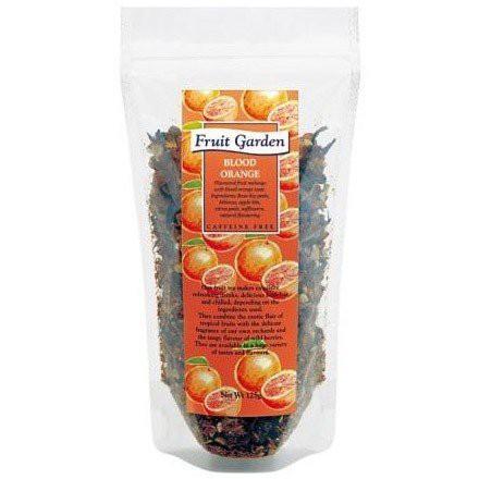フルーツガーデン ブラッドオレンジ 1袋 125g ノンカフェイン 紅茶 フルーツ & ハーブティー 業務用