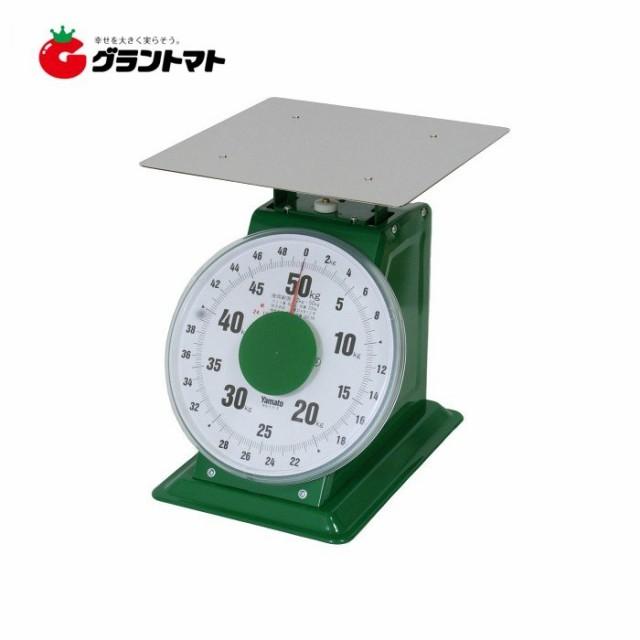 大型上皿はかり 50kg SD-50 検定品 上皿秤 大和製衡 Yamato
