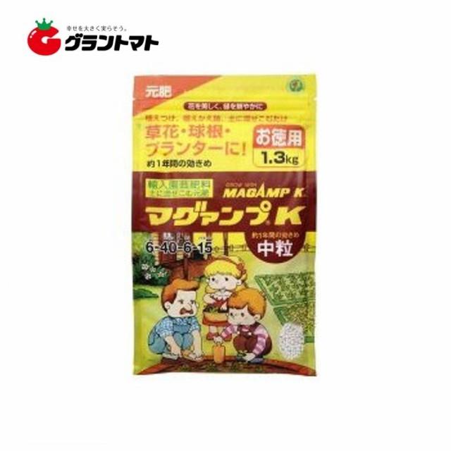 マグアンプK 中粒 1.3kg 元肥 ハイポネックスジャパン