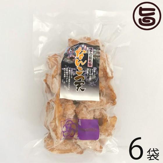 博水 博多なんこつ天 250g×6袋 福岡 博多 土産 人気 さつまあげ 惣菜 おかず 保存料無添加 博多の新名物 コラーゲンたっぷり コリコリ食