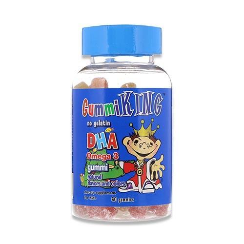 [NEW] DHA オメガ-3 60粒 グミ Gummi King (グミキング)