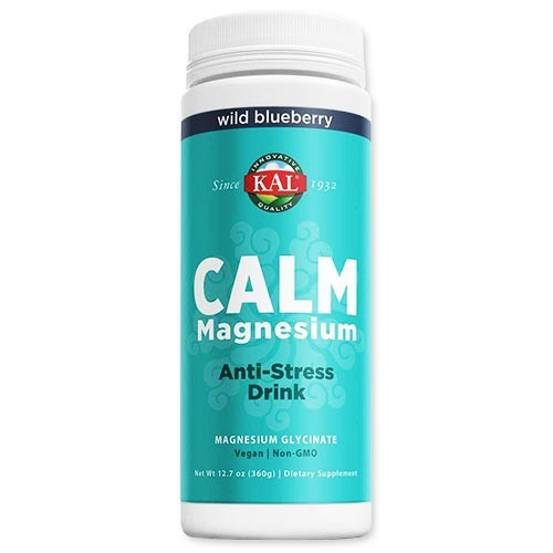 カームマグネシウム ワイルドブルーベリー 360g(12.7oz)KAL(カル)