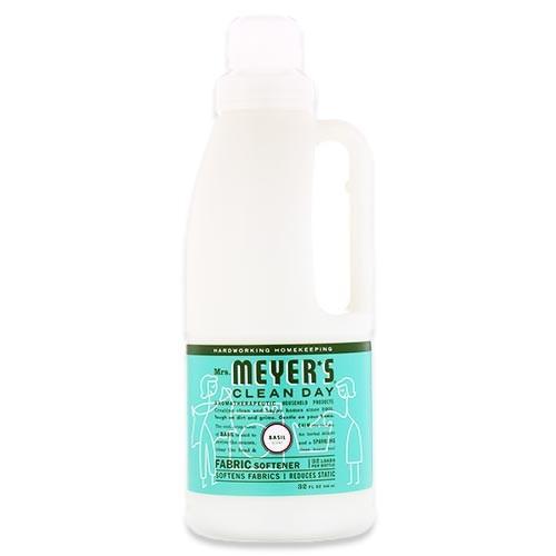 柔軟剤 バジルの香り 946ml(32oz)Mrs. Meyers Clean Day (ミセスマイヤーズクリーニンディ)