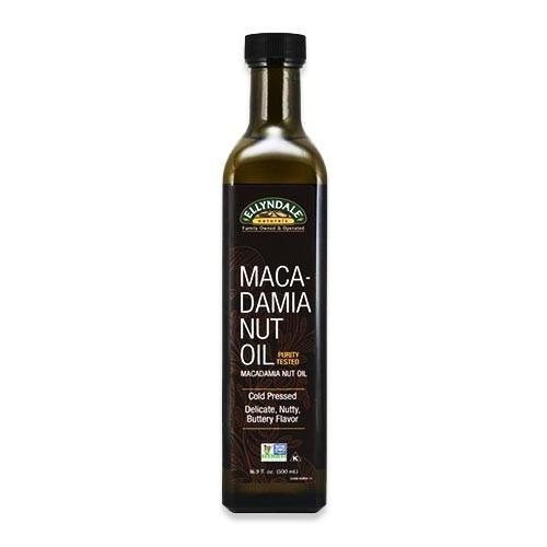 [NEW]エリンデール マカダミアナッツ クッキングオイル 500ml(16.9floz) NOW Foods (ナウフーズ)