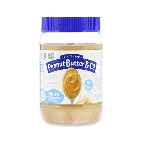 [NEW]ピーナッツバター ホワイトチョコレートワンダフル 454g(16oz) Peanut Butter Co.(ピーナッツバター カンパニー)