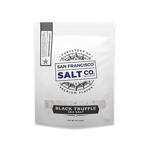 [NEW] イタリアンブラックトリュフソルト 5oz(142g) SAN FRANCISCO SALT CO(サンフランシスコソルトカンパニー)