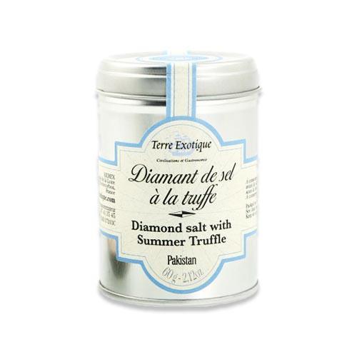ピンクファインダイアモンド トリュフソルト 2.1 oz 60g (テール エグゾチック)
