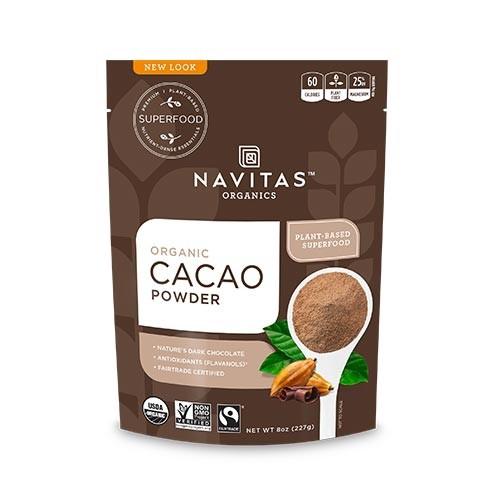 オーガニック カカオニブ 454g(16oz)約15回分 Navitas Organics(ナビタスオーガニックス)