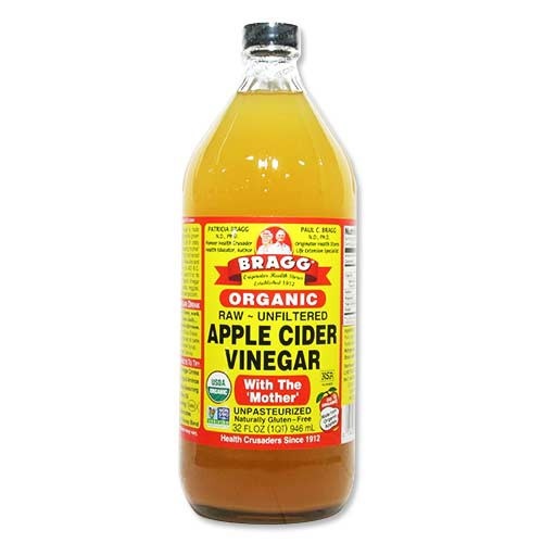 オーガニック アップルサイダービネガー (リンゴ酢) 946ml お得なセットもございます