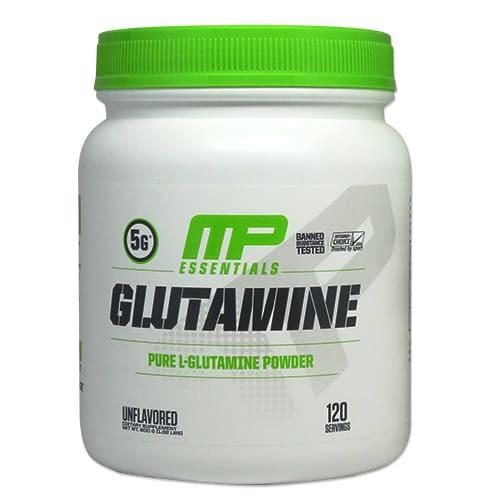 グルタミン パウダー 120回分 600グラム MusclePharm マッスルファーム