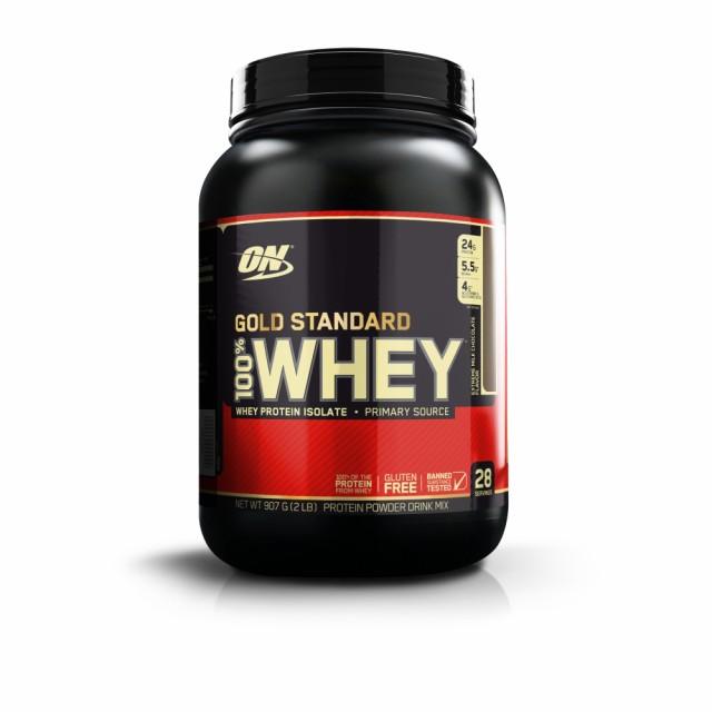 【正規品】ゴールドスタンダード 100%ホエイ プロテイン エクストリームミルクチョコレート味 907g オプティマム ニュートリション Optim