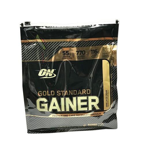 【正規品】ゴールドスタンダード ゲイナー 2.27KG バニラアイスクリーム / Optimum Nutrition / オプチマム / オプティマム