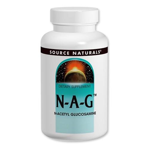 N-A-G 500mg 60タブレット Source Naturals(ソースナチュラルズ)