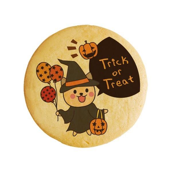 ハロウィン メッセージクッキー Trick or Treat02 お祝い・プチギフト